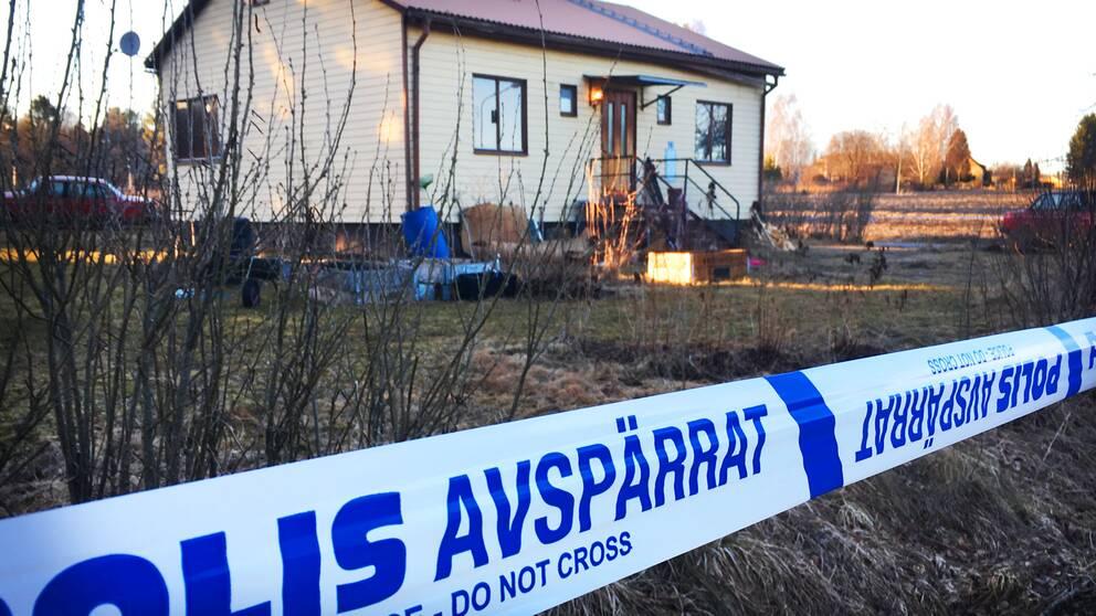 Misstankt omhaktad for mord pa kvinna