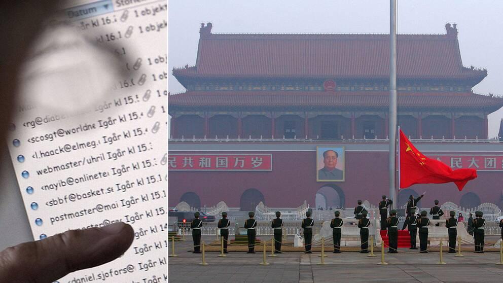 Enligt rapporten som avslöjat hackerattacken har de som ligger bakom den sin bas i Kina, och det kan vara staten som orkestrerat attacken.