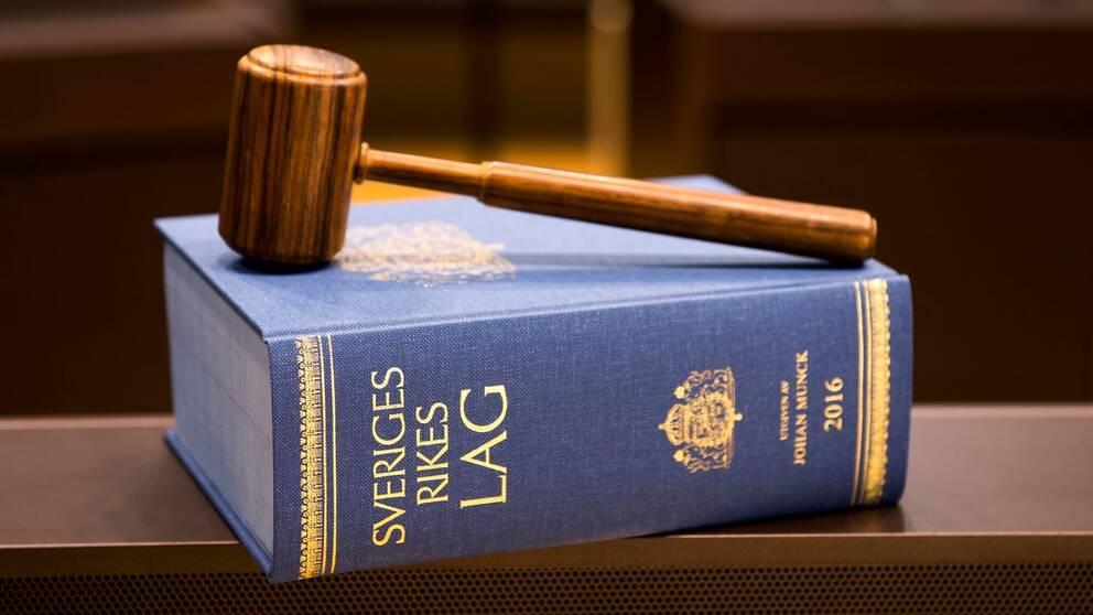 Domarklubba ligger ovanpå svenska lagboken