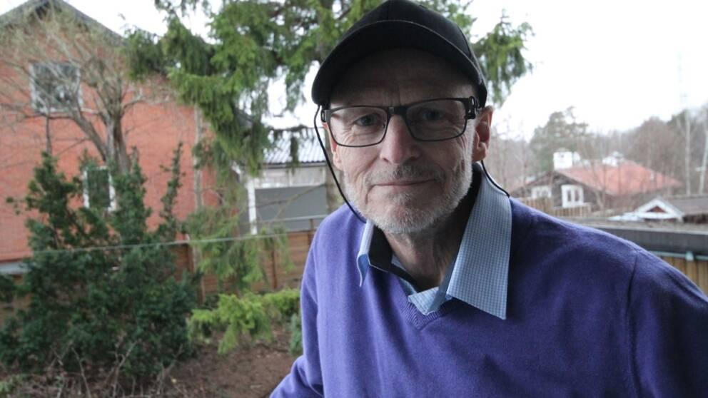 Kenneth Gärdestad, vinnare av Orusts stora Evert Taube-pris 2017.