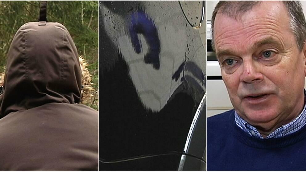 """Gränspolisen slog till mot bilfirma där personer enligt vittnesmål """"behandlades som djur""""."""