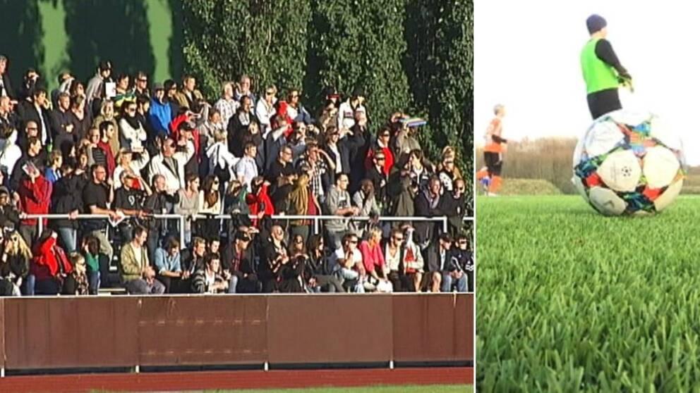 publik, läktare, norrvalla, fotboll, fotbollsmatch