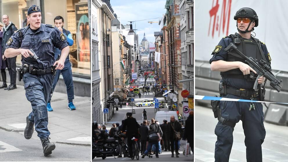 Vi har redan kunnat se hur terrorattentat i vår omvärld lett till kraftigt skärpt övervakning och bevakning, skriver Mats Knutson.