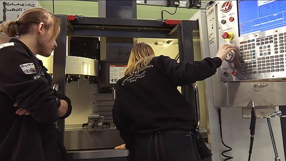 Antalet sökande till industritekniska programmet i Arvika att sjukna