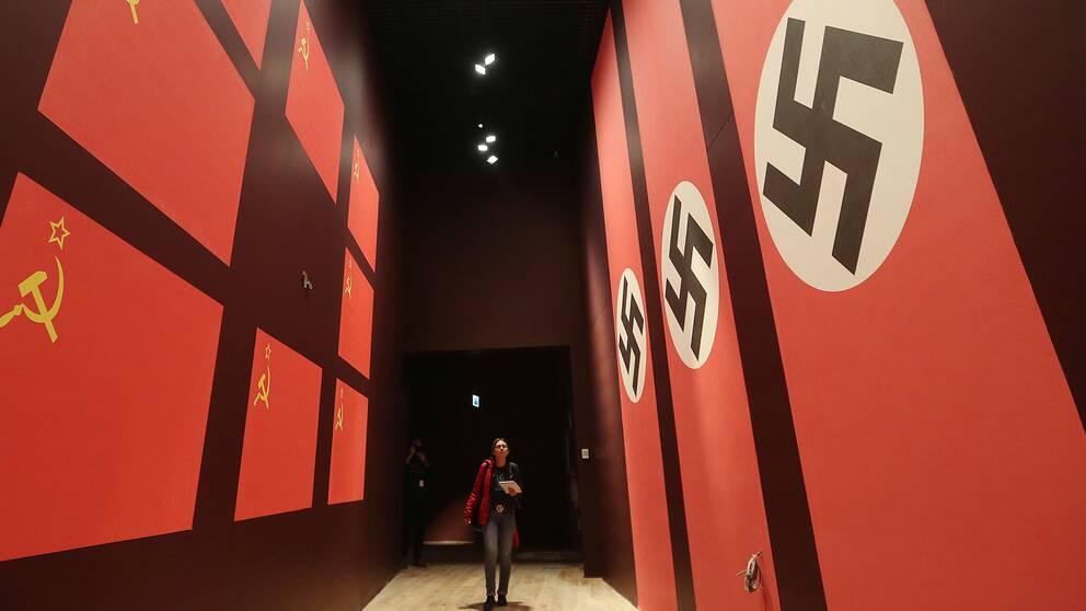 Museet för andra världskriget i Gdansk, Polen