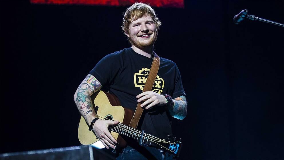 Ed Sheeran gör upp om plagiatanklagelser.