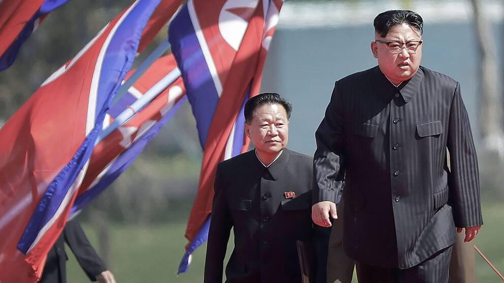Många är oroliga för att Kim-Jong Un ska genomföra ett nytt kärnvapenprov när landet firar 105-årsdagen av hans farfars födelse på lördagen.