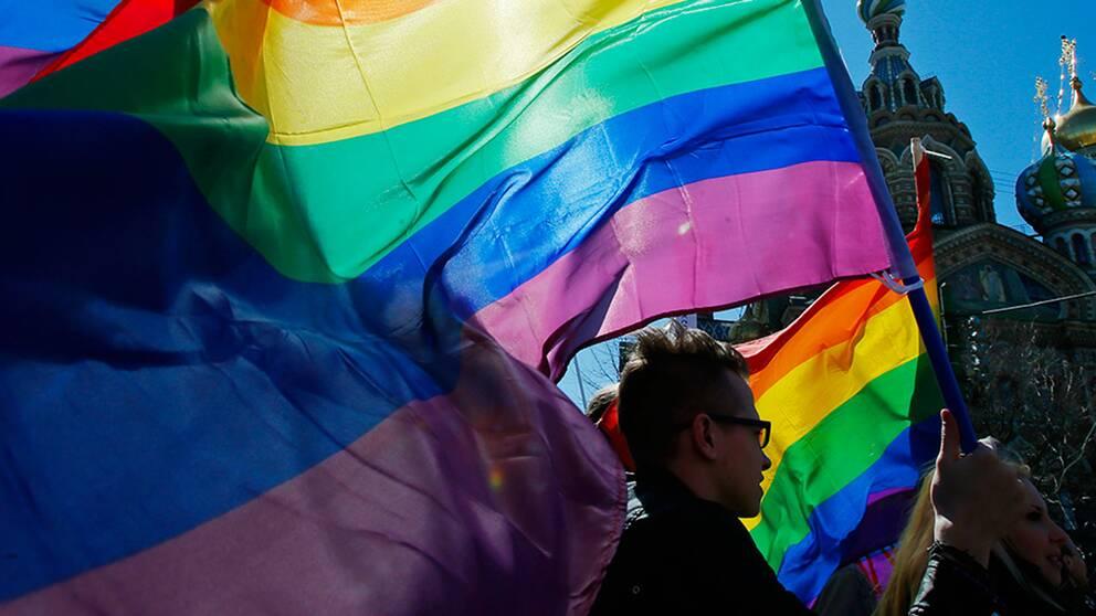 Svart for homosexuella man att fa lagenhet