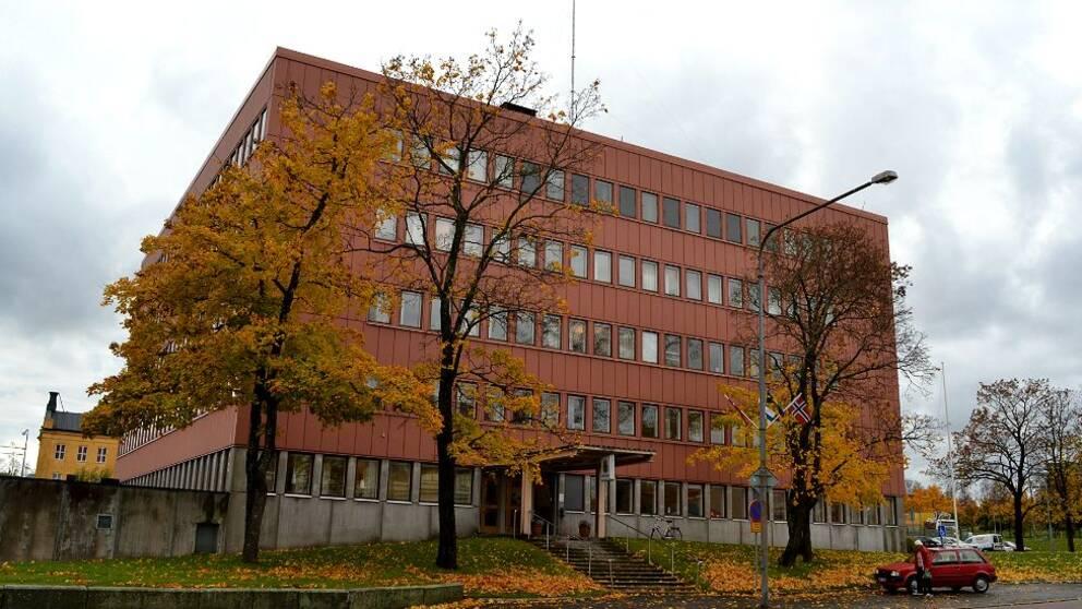 polishuset härnösand