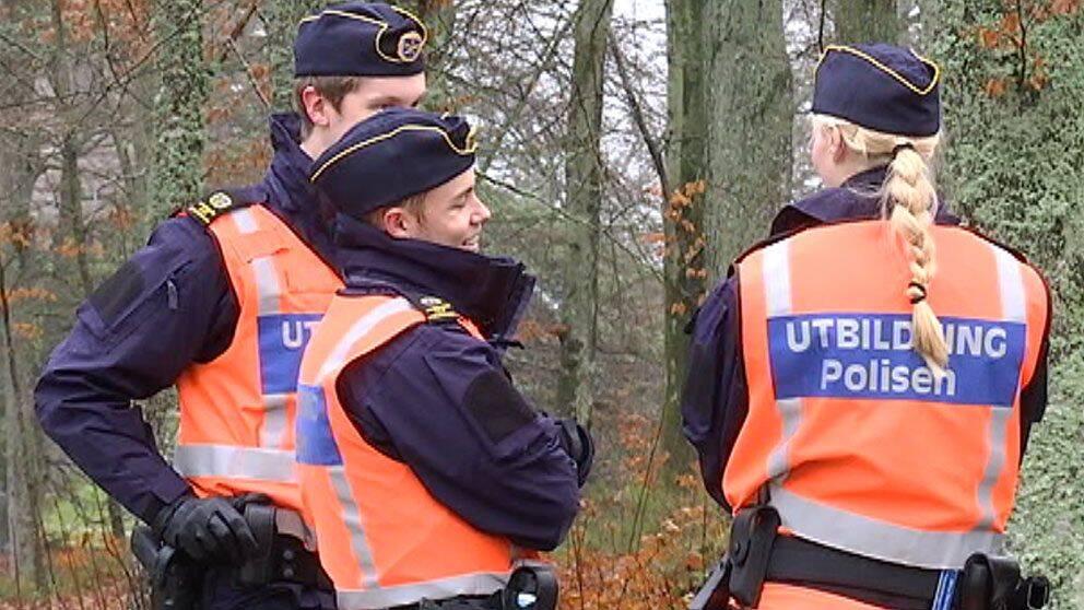 plugga till polis distans