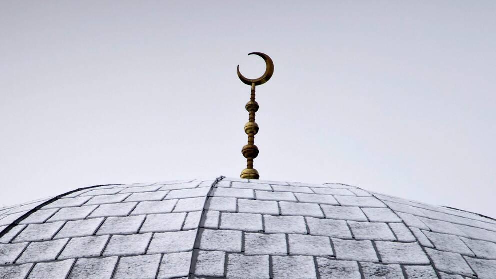 Moské – arkivbild