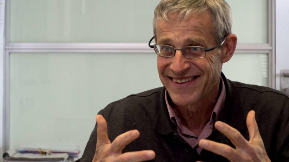 Professor Jordi Sunyer Deu.