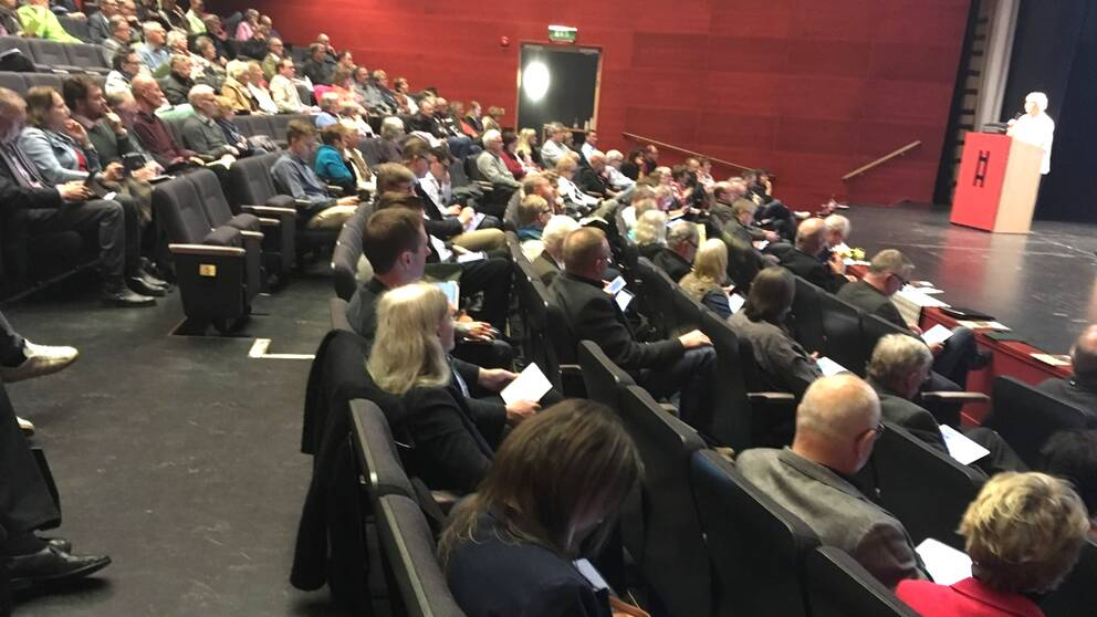 Hässleholms kommunfullmäktige sammanträder