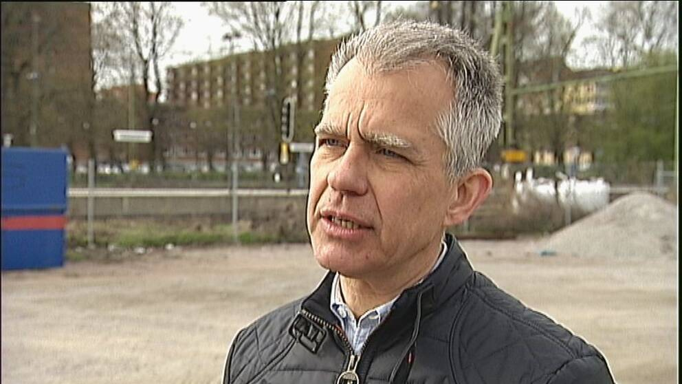 Ulf Arumskog, utvecklingschef i Norrköpings kommun