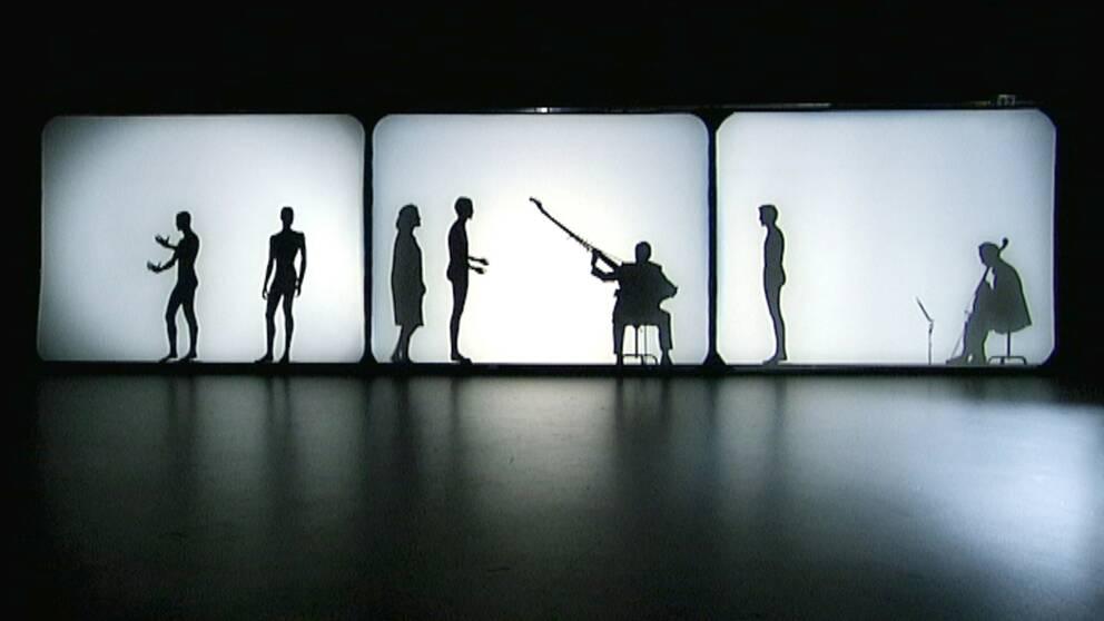 Kroppens musik. Foto: SVT