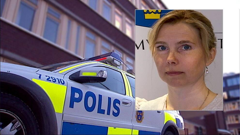 Åklagare Karin Everitt har hävt anhållandet av den misstänkte mannen.