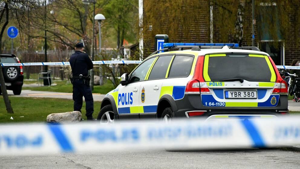 Trodde polis var kidnappare frias