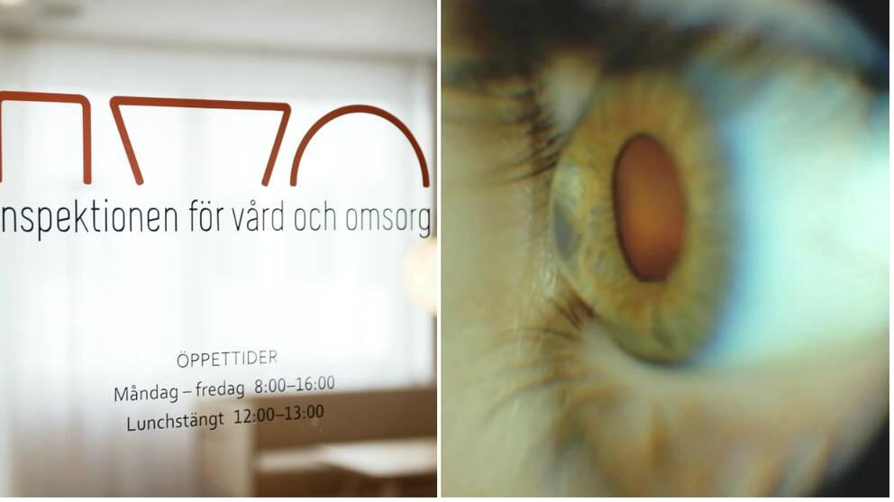 Långa väntetider på ögonklinikeni Gävle – flera patienter drabbade av komplikationer