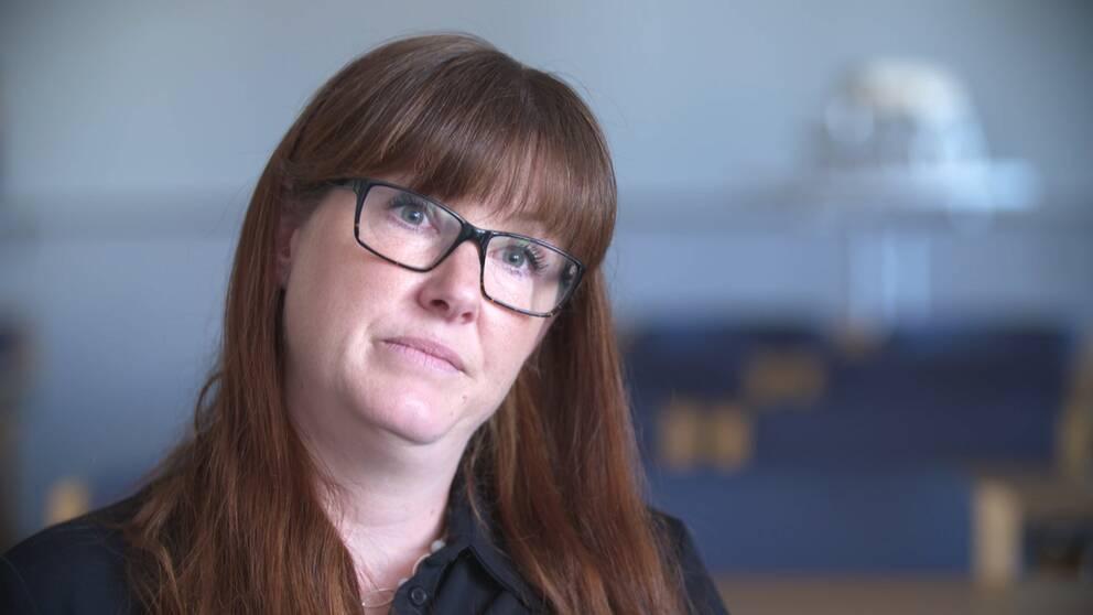 mamma Annika från dokumentären om mordet på Kevin