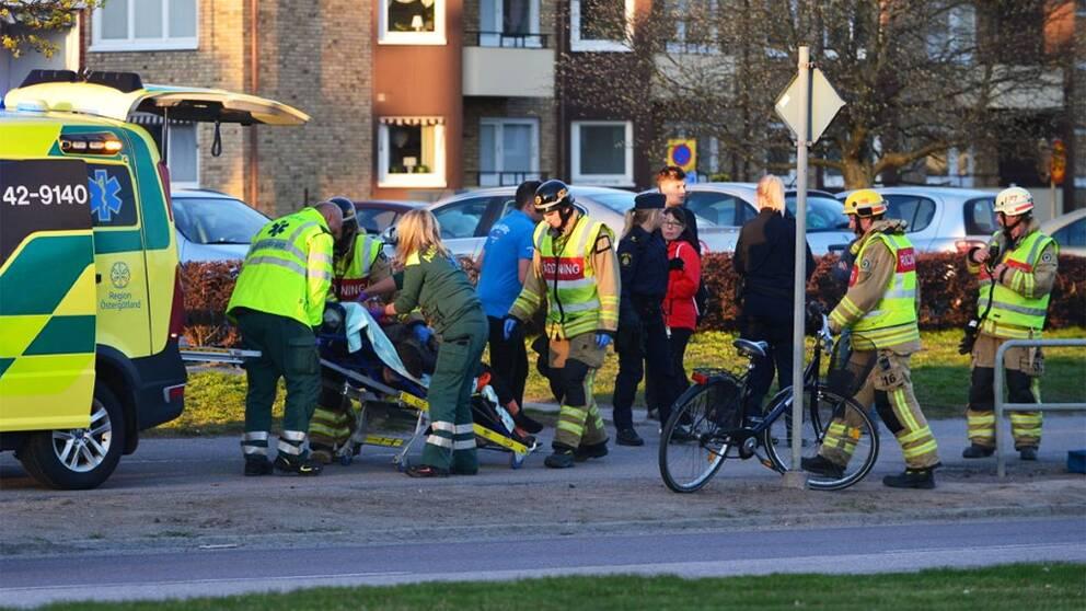 42 arig kvinna mordad i norrkoping