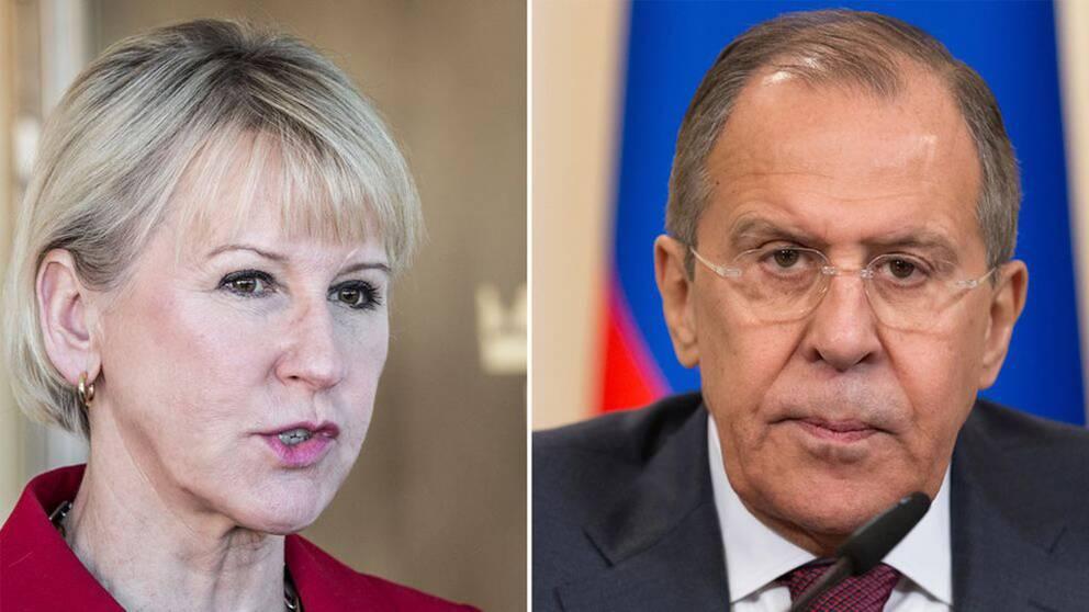 Sverige utvisar rysk diplomat