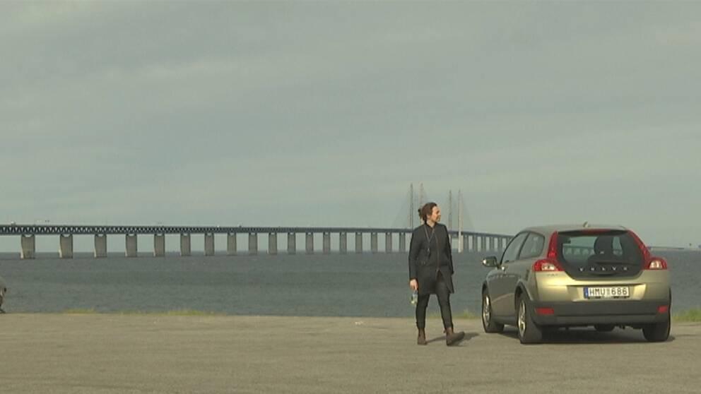 Marie Irgens Jacobsens spontana glädje yttring när gränskontrollerna togs bort var att sälja bilen.