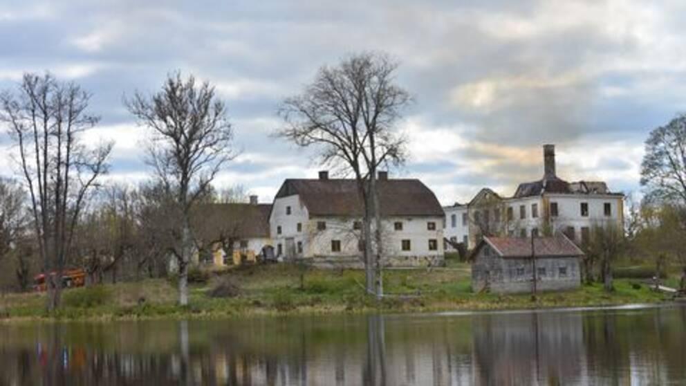Regnaholms slott