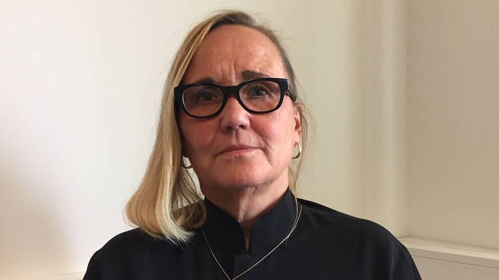 Advokat Ingela Hessius.