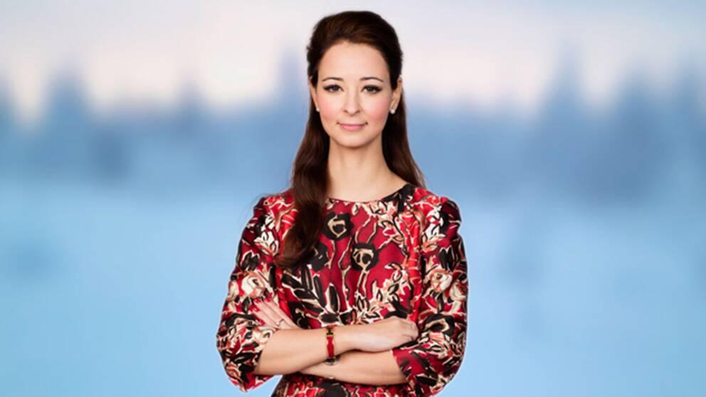 """Alice Teodorescu har på senare år blivit en av Sveriges mest kända ledarskribenter. Hon sommarpratade 2015, och röstades sedan fram av lyssnarna för medverkan i """"Vinter i P1""""."""