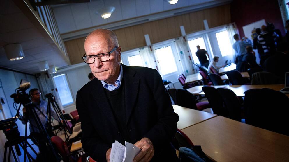 Före detta överåklagare Sven-Erik Alhem