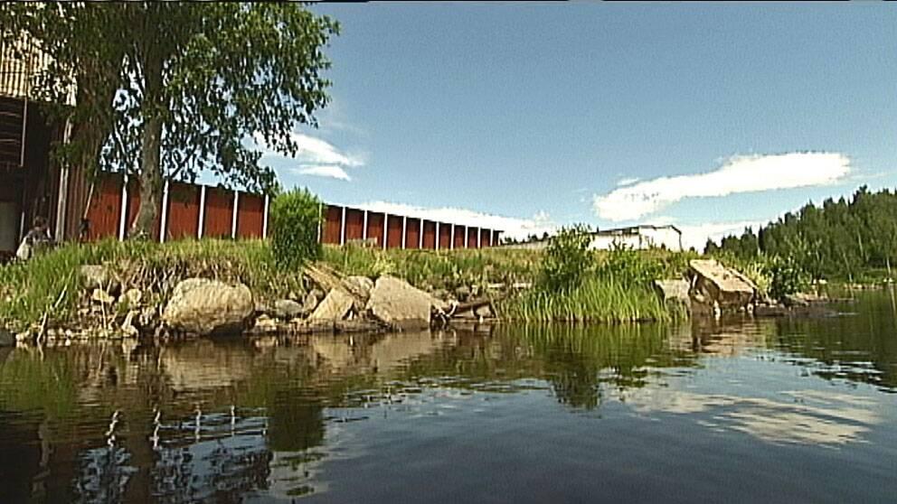 Opera på Skäret vid sjön Ljusnarn