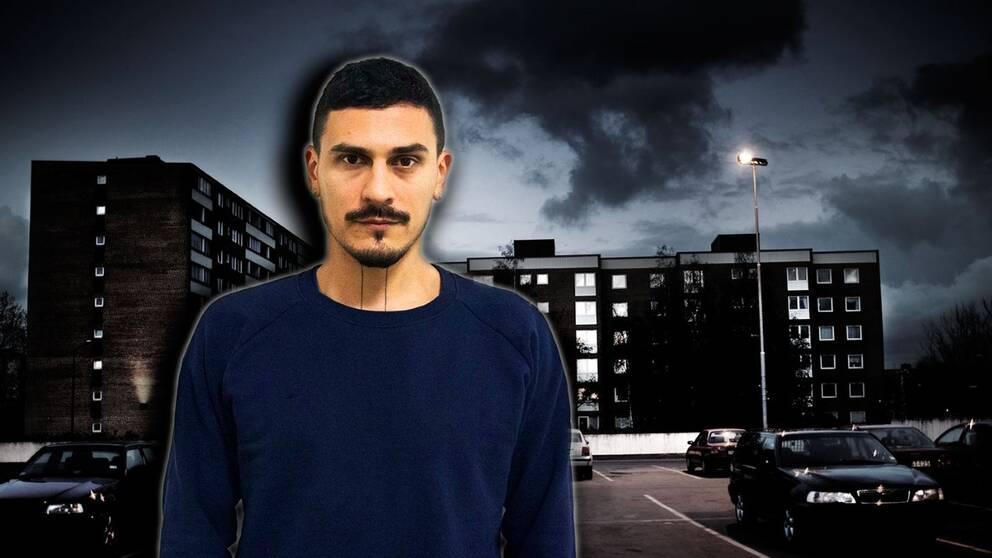 Alex Rodallec är journalist, uppvuxen i Hammarkullen, Angered, utanför Göteborg.