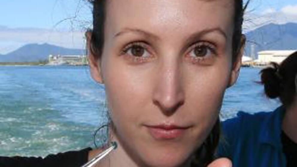 Marinekologen Jennifer Lavers har forskat om plastföroreningar på den obebodda korallatollen Henderson Island.