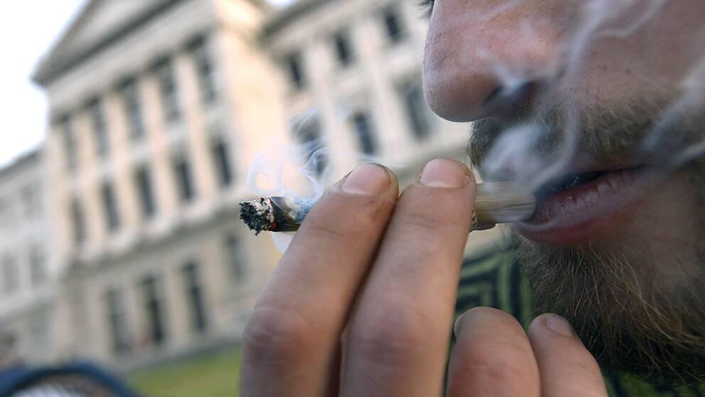 Uruguays underhus tillat marijuana