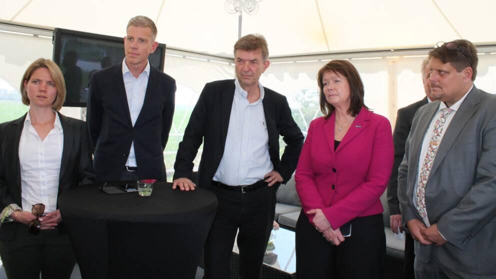 Politiker i Mariestad och Skövde vill locka till sig batterifabrik