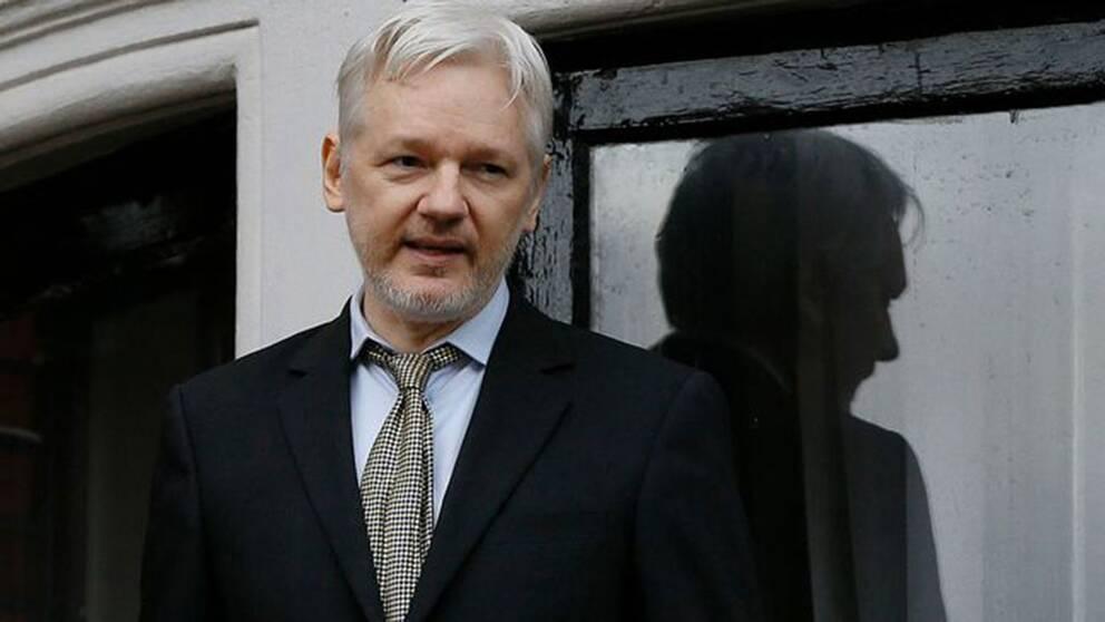 Förundersökning mot Assange läggs ner