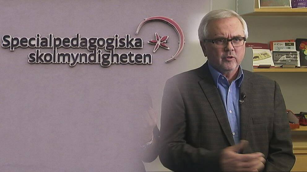 Greger Bååth går i pension