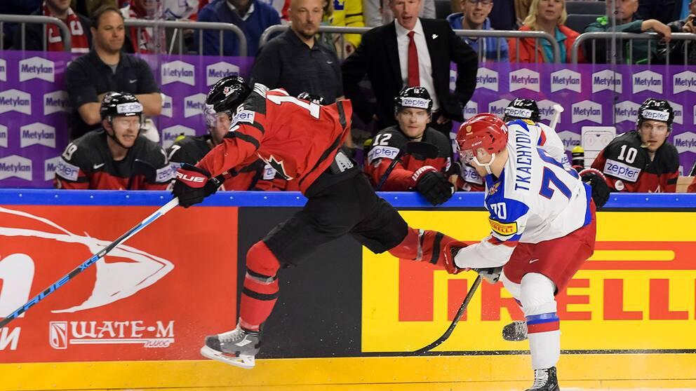 Kanadas fjarde hockeyguld