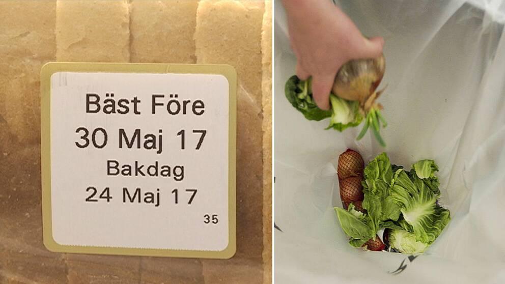 Hade du köpt mat med kort bäst före-märkning?