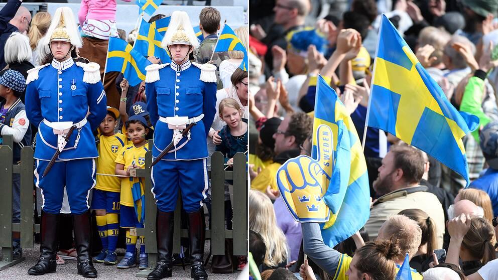 85 procent av svenskarna känner att de behövs, visar en ny undersökning.