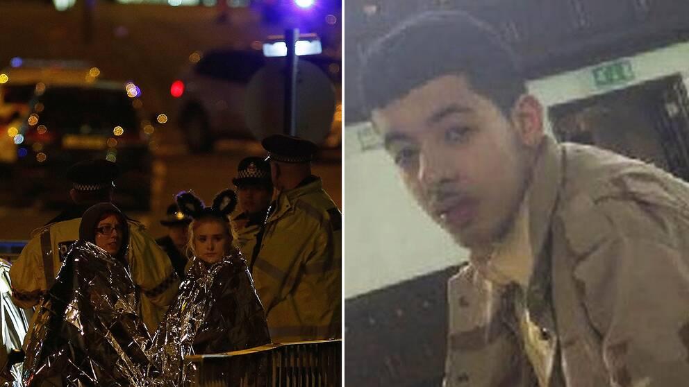 Salman Abedi ska ha ringt sin mamma innan han misstänks ha sprängt sig själv och dödat 22 personer i Manchester.