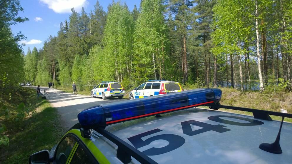 Flera skadade efter kollision i falun