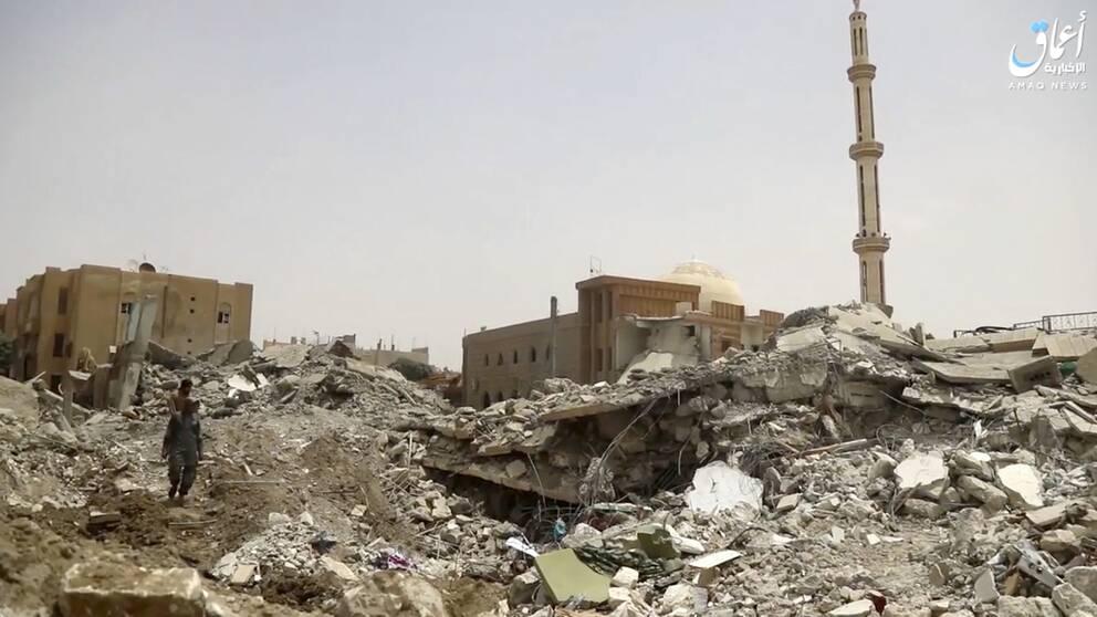 Raqqa Syrien