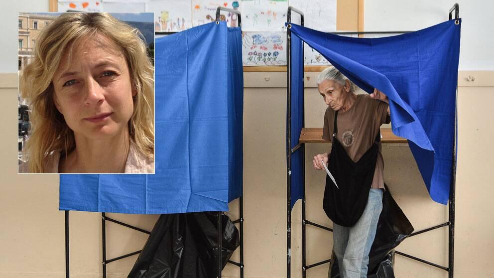 Malin Syrstad, SVT:s Brysselkorrespondent