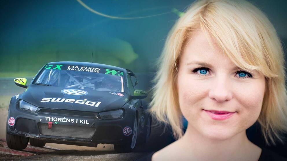 Ramona Karlsson hoppas på minst semifinal i Arvika.