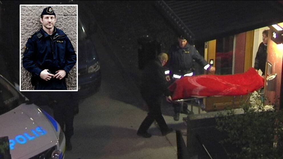 Polis skot skarpt bland kollegor