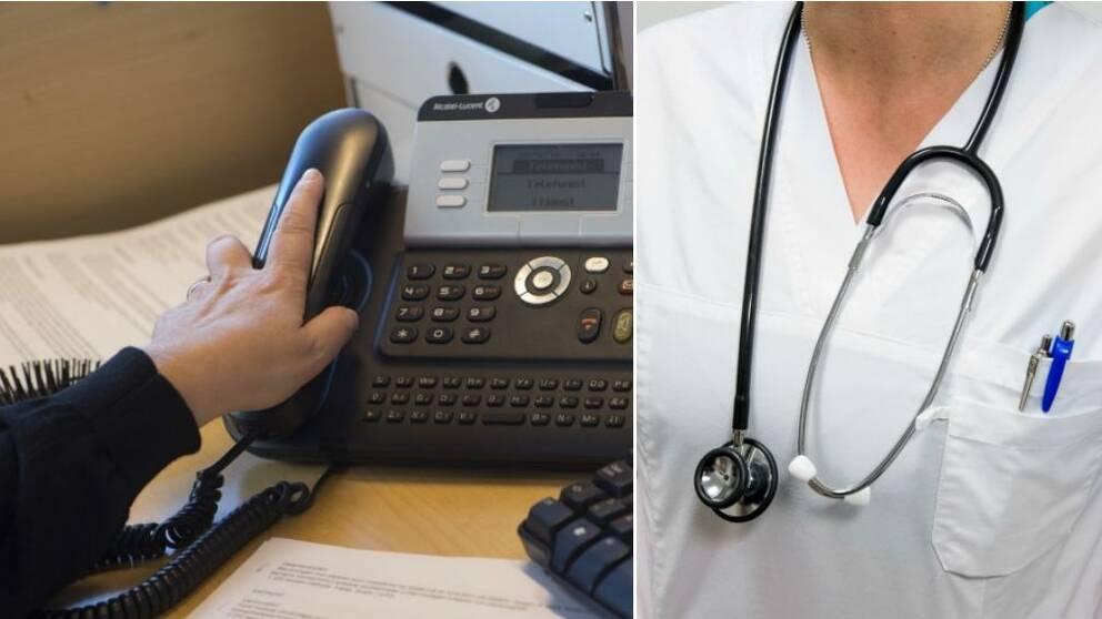 telefonist, telefon, telefonväxel, stetoskop,