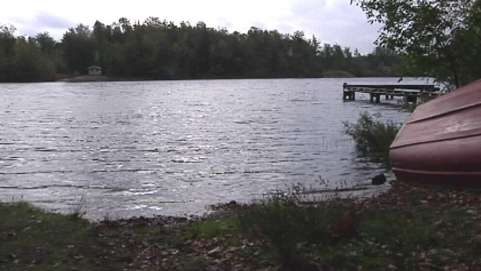 23-åringens kropp hittades i Fabbesjön.
