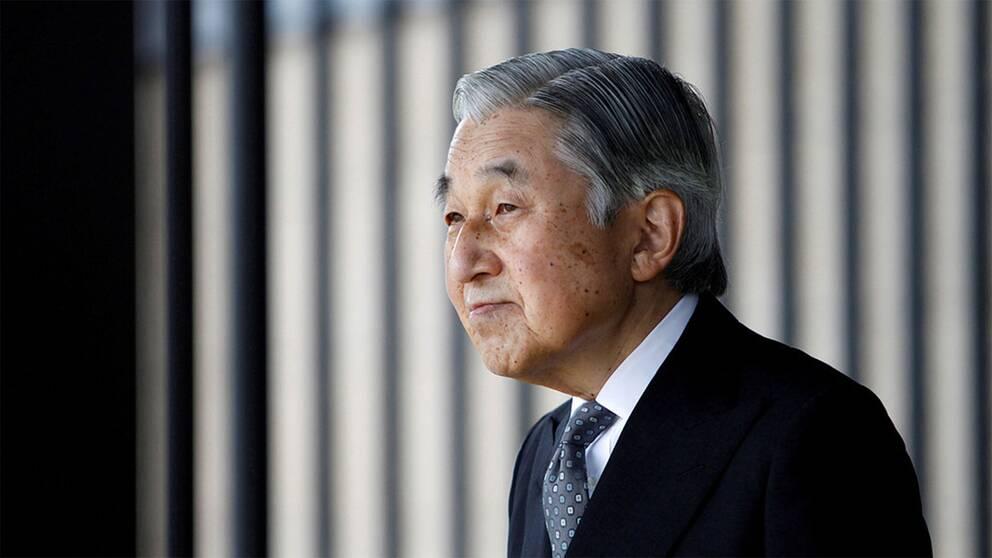 Kejsare Akihito har nu fått parlamentets tillstånd att abdikera. Han anser sig inte kapabel att fullgöra sina plikter längre på grund av sjukdom.