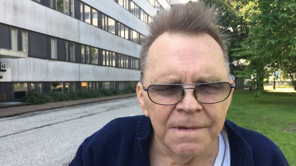 Ulf Sjödin: Vad händer om jag fastnar?